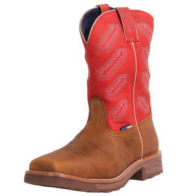 Tony Lama Men's Energy Composite Toe Work Boots