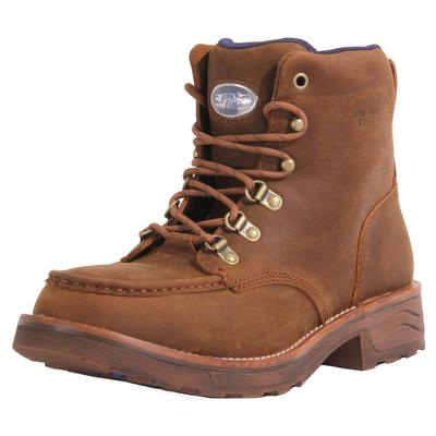 Tony Lama Men's Lace Up Conductor Work Boots
