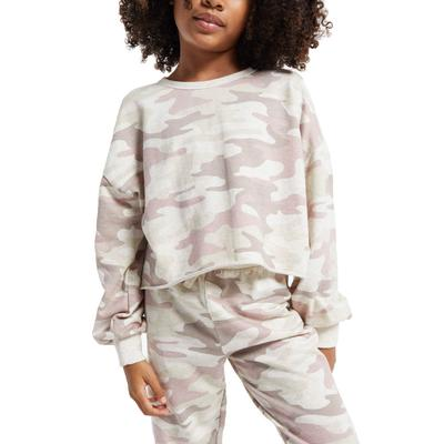 Z Supply Girl's Mayori Camo Pullover