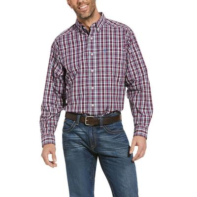 Ariat Men's Pro Series Ralph Long Sleeve Shirt