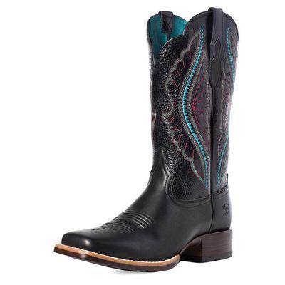 Ariat Women's Black Primetime Western Boots