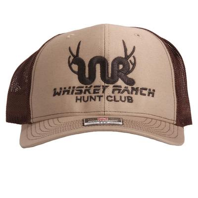 Whiskey Bent's Mid Pro Hunt Club Cap