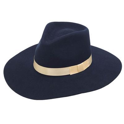 M&F Western Twister Women's Navy Felt Hat