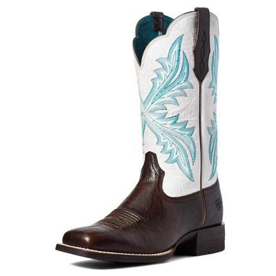 Ariat Women's West Bound Shock Shield Western Boots
