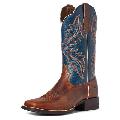 Ariat Women's West Bound Russet Rebel Western Boots