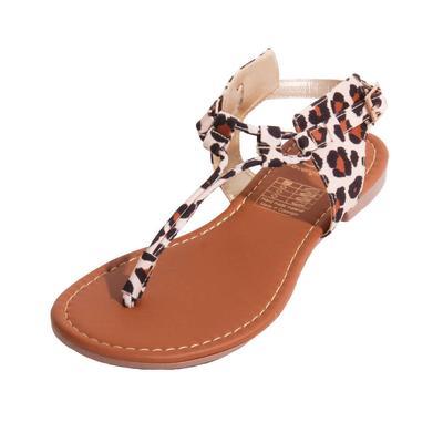 Women's Mimi Leopard Print Sandals