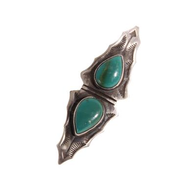 Turquoise Stone Pin