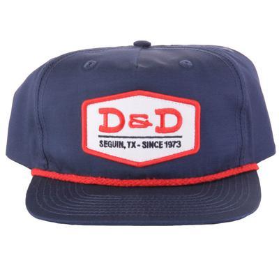 Men's D&D Texas Outfitters Logo Cap