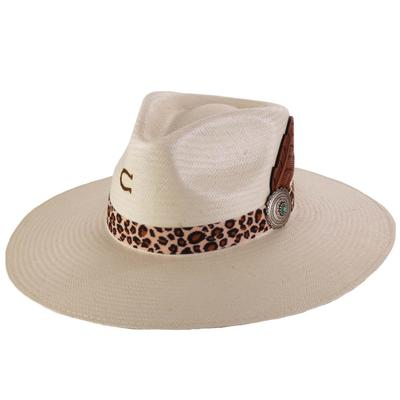 Charlie 1 Horse Women's Big Splash Straw Hat