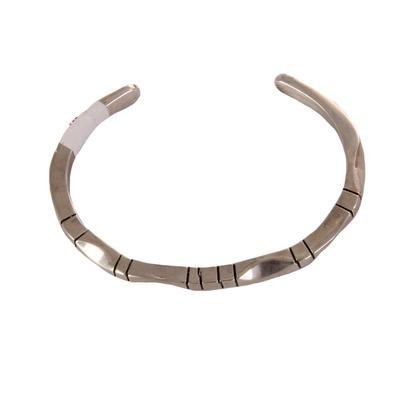 Sterling Silver Women's Cuff Bracelet