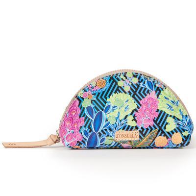 Consuela Jewel Medium Cosmetic Bag