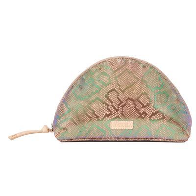 Consuela Brandy Large Cosmetic Bag