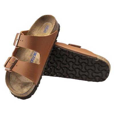 Birkenstock Women's Ginger Brown Arizona Sandals