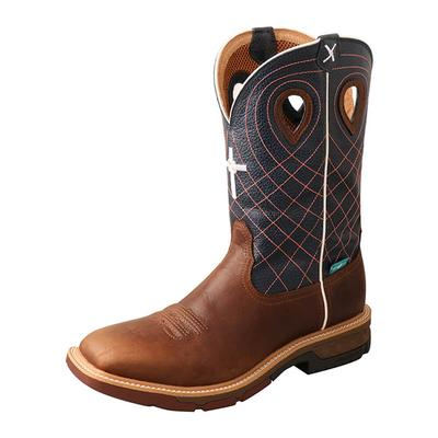 Twisted X Men's Western Work Boots