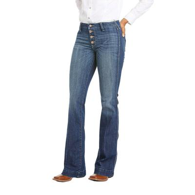Ariat Women's Isabella Wide Leg Trouser Jeans