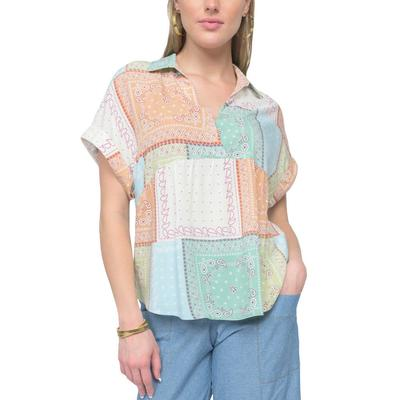 Ivy Jane Women's Patch Me Up Top