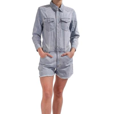 Dear John Women's Denim Logan Romper