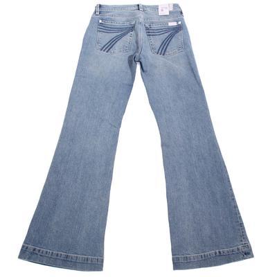 7 For All Mankind Women's Ventana Dojo Tailorless Jeans