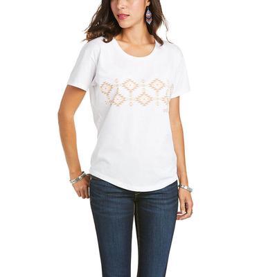 Ariat Women's Blanket Stripe T- Shirt