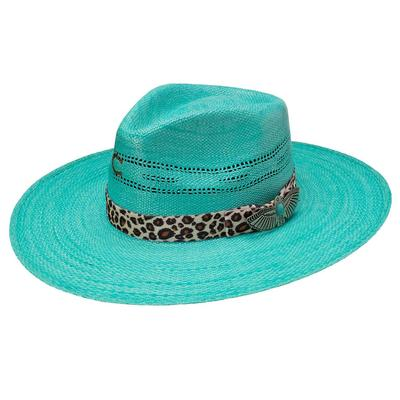Charlie 1 Horse Women's Right Meow Straw Hat