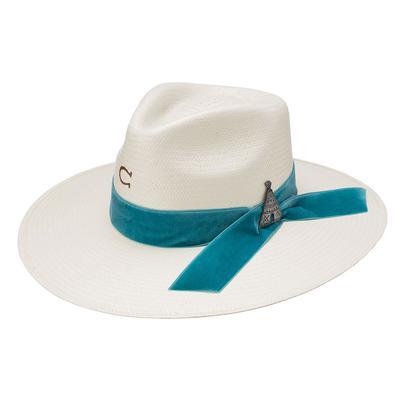 Charlie 1 Horse Women's Old Apache Straw Hat