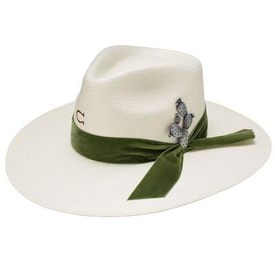 Charlie 1 Horse Women's Hard To Handle Straw Hat