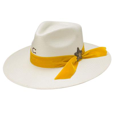 Charlie 1 Horse Women's Lone Star Love Straw Hat