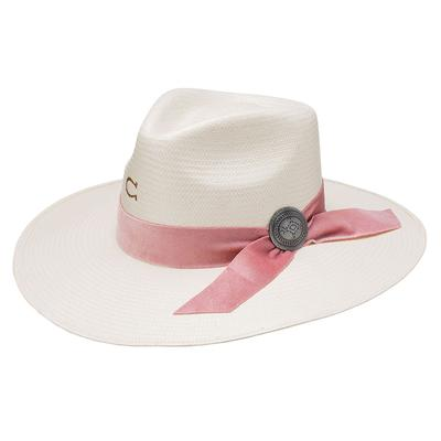 Charlie 1 Horse Women's Only Prettier Straw Hat