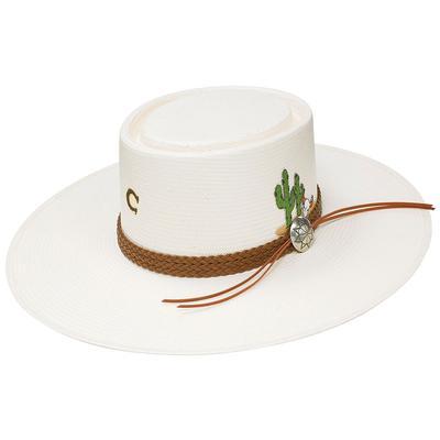Charlie 1 Horse Women's Dry Spell Straw Hat
