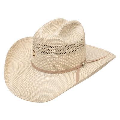 Charlie 1 Horse Women's High Call Straw Hat