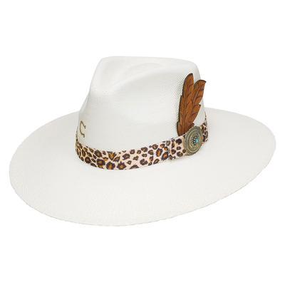 Charlie 1 Horse Women's Heatseaker Straw Hat