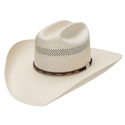 Resistol Men's Saddlebrook Straw Hat