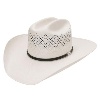 Resistol Men's Renner 20X Straw Hat