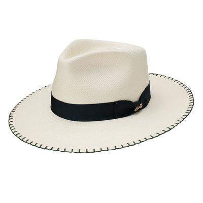 Stetson Women's Teal Little Palm Straw Hat