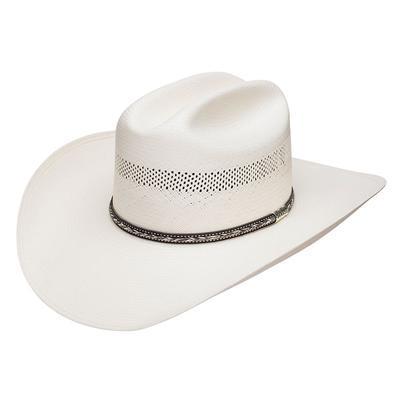 Stetson Men's Grey Star 10X Straw Hat