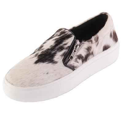 Myra Women's Flip-Flop Hair-On Sneakers