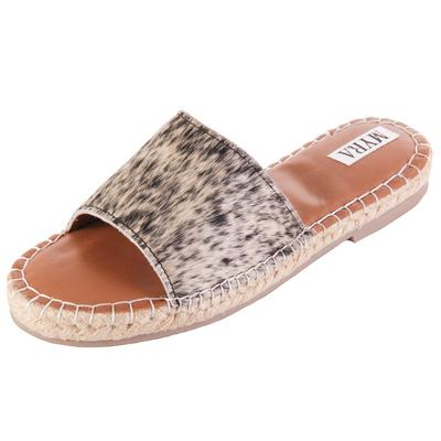 Myra Women's Wrapper Hair-On Sandals
