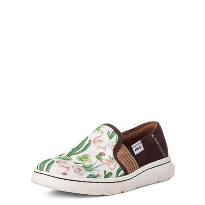 Ariat Women's Flamingo Ryder Slip-On Shoes