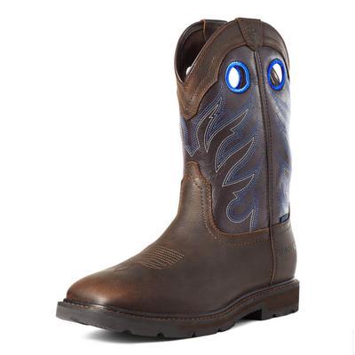 Ariat Men's Groundwork Waterproof Work Boots