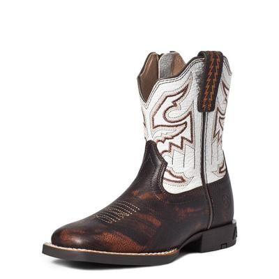 Ariat Youth Sorting Pen Easy Fit Western Boots