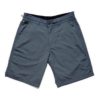 Howler Brothers Men's Horizon Hybrid Blue Shorts
