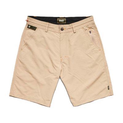 Howler Brothers Men's Horizon Hybrid Tan Shorts
