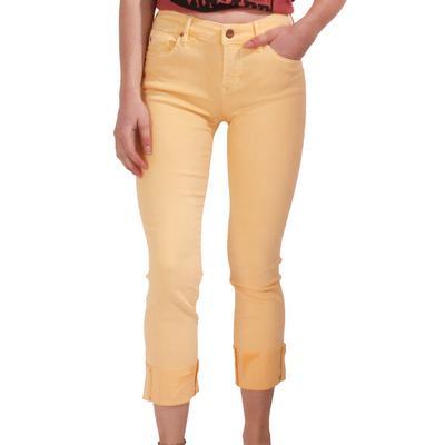 Dear John Women's Blair Cuffed Skinny Jeans