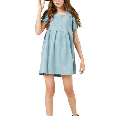 Hayden Girl's Knit Tunic Dress