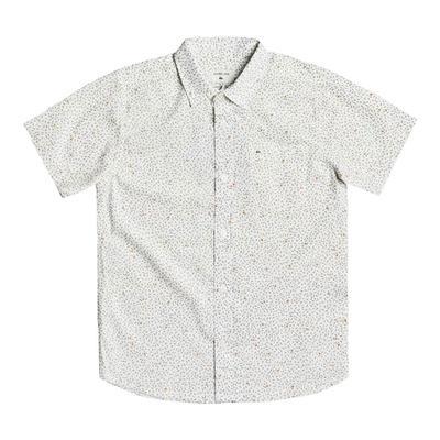 Quicksilver Boy's Spilled Rice Shirt