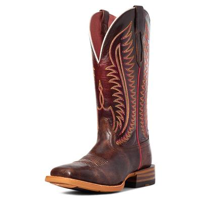 Ariat Women's Belmont Crackled Western Boots