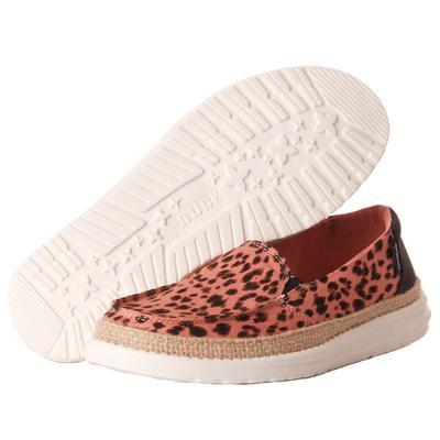 Hey Dude Women's Rose Lena Leopard
