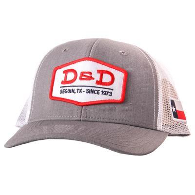 D & D Texas Outfitters 1973 Logo Cap