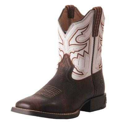 Ariat Boys Sorting Pen Easy Fit Western Boots
