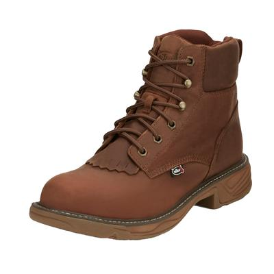 Justin Men's Rush Barley Lacer Work Boots